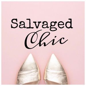 Other - 🎀 S A L V A G E D - C H I C 🎀